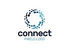Ö, Zeichen, Verbindung, Daten, Internet, Kommunikation, Drone, Beratung, Consulting, Kreis Logo