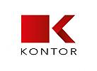 Zeichen, Signet, Quadrat, Pfeil, K, Logo